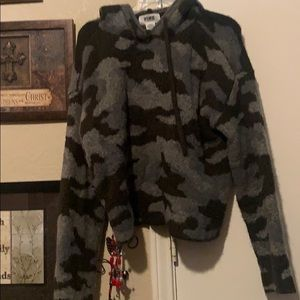 In package Victoria's Secret hooded sweater